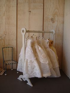 old lace by madame_ze_cat, via Flickr