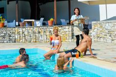 The pool bar at Xenia Ouranoupolis! Pool Bar, Great Hotel, Thessaloniki, Taxi, Palace, Greece, Hotels, Beach, Outdoor Decor