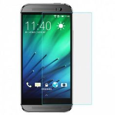 Htc One M8 Tempered Glass Screen Protector Heavy Duty Shatterproof