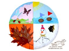 four seasons arts and crafts for kids (4)