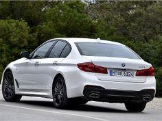 2017 BMW 5