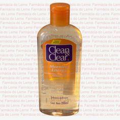 Beleza e etc..: Adstringente Clean & Clear Morning Energy