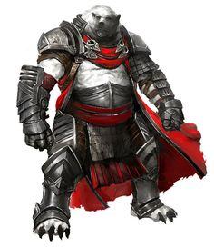Kodan Concept - Guild Wars 2