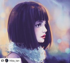 #Repost @hiba_tan with @repostapp  Last night's messy work  I did well on my…