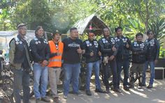 Kampanyekan Bahaya Narkoba, 8 Motor Tua Touring Bandung – 0 KM (Sabang)
