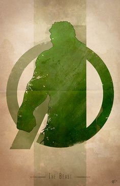 Hulk Avengers Assembled The Beast' by DigitalTheory