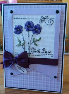Different colourway but same layout as the previous card. I think I will use this a lot !