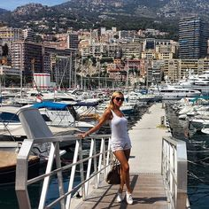 #Larvotto Hey! I am in monaco today the first stop must to be in the port see the boats and after u can go to the casino have a drinks in cafe paris and enjoy watching the show in front the casino ;) via @carinalarosa #monaco #port #boats #summer #traveling #instatravel #traveling #travel #girl #girls #hot #blonde #follow #igers by travelingtopgirls from #Montecarlo #Monaco