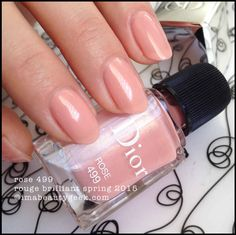 Dior Nail Glow Review | Coats, Glow and Nails