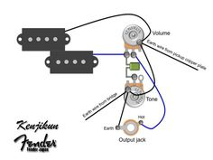 the guitar wiring blog diagrams and tips fat strat mod fender p bass wiring diagram google search
