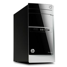 2016 HP Premium Pavilion Desktop AMD A86410 QuadCore up to 24GHz 8GB DDR3 2TB HDD WiFi DVD RW Windows 10 Certified Refurbished * Read more  at the image link.