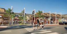 Image result for covered retail precinct