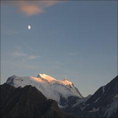 Alpes suisses (swiss Alps), Grand Combin   by davidrombaut