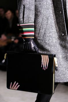 Raf Simons Details | Fall 2014 Menswear Collection