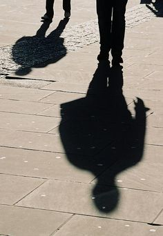 Shadow People Number 2 ©Marcus Dagan