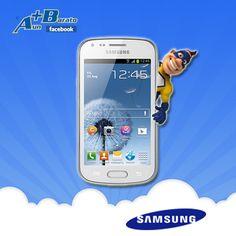 Smartphones Samsung Galaxy Trend S7560 Blanco