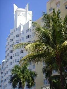 Miami Beach. District Art Deco