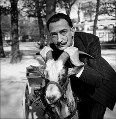 La cabra de Dalí