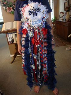 These Are Texans Colors I Need To Look For Make The Homecoming Mums