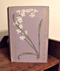 The Heart of Hyacinth - 1903 - Onono Watanna - Beautiful cover - First edition WonderDiva  | Etsy