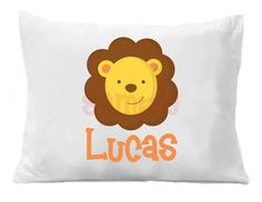 Personalized pillow case. Great birthday gift!