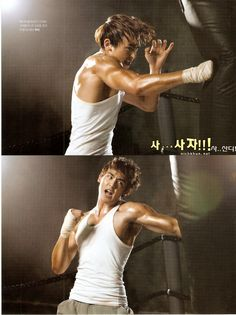 2PM Nick Khun - Men's Health Magazine March Issue '11