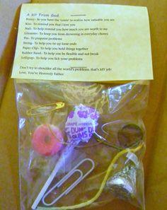 Kit from God ( Survival Kit ) * 9 items inside - Spiritual /Novelty gift in Gag Gifts   eBay