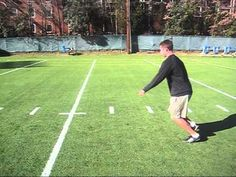 How to Kick A Football The Proper Way to Start