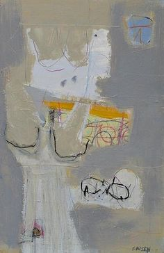 "Sonia (is) Back - 20"" x 30"" : Studio/Gallery Inventory : Susan Finsen - Abstract Drawing and Painting"