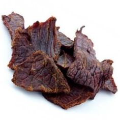 """According to their flavors page, NatesJerky, the """"best"""" jerky maker out of San…"""