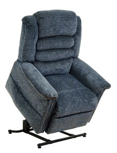 Catnapper Soother Power Lift Recliner in Galaxy