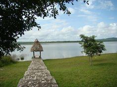 Lake Yaxha Guatemala   Guatemala Highlights