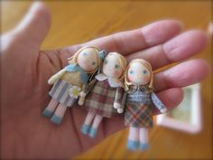 Dolls for doll