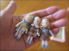 Dolls for doll