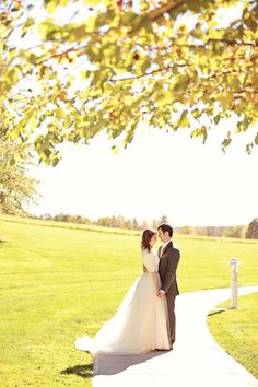 Long Sleeved Modest Wedding Dress Custom Made by Avail & Company