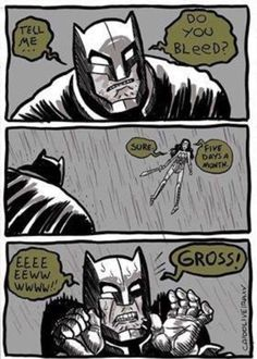 Do You Bleed? | Dummies of the Year