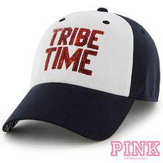 Cleveland Indians Victoria's Secret PINK® Women's Cheer Adjustable Cap - MLB.com Shop @Sonya Allen