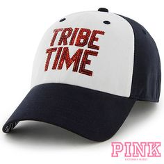 Cleveland Indians Victoria's Secret PINK® Women's Cheer Adjustable Cap - MLB.com Shop @Sonya Allen