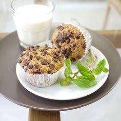 sourdough muffins 1
