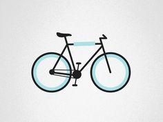 Dribbble - Bike by Jacob Boie