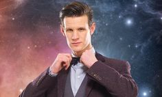 Can you put Matt Smith's Doctor Who costumes in the order he wore them?