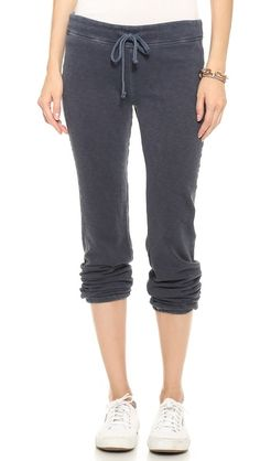 James Perse Vintage Genie Sweatpants.. I adore James Perse!!!
