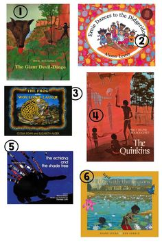 Picture Books about Australian Aboriginals