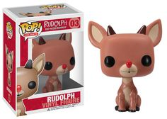 Pop! Movies: Rudolph the Red-Nosed Reindeer - Rudolph | Funko