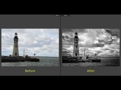 Learn Lightroom 5 - Part Processing a Photo Into Black & White (Training Tutorial) Photography And Videography, Photoshop Photography, Photography Tutorials, Photography Ideas, Lightroom 4, Lightroom Tutorial, Adobe Photoshop, Black And White Landscape, Black White