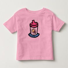 Sippy cup toddler t-shirt - click to get yours right now!