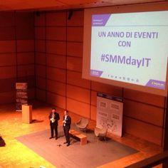 #SMMdayIT   Con @legaserieb a lezione di #SMOS. Continua il quarto Social Media Marketing Day Italia qui al @ilsole24ore a #Milano