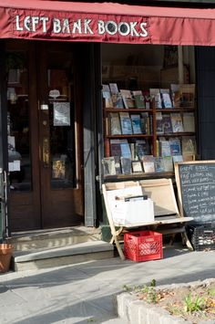 Left Bank Books | West Village, NYC