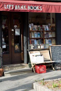 Left Bank Books | West Village, NYC