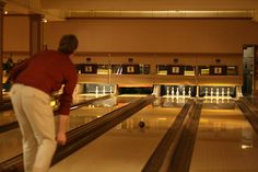 Canadian 5-Pin Bowling